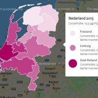 Lucht moet overal schoner in Nederland